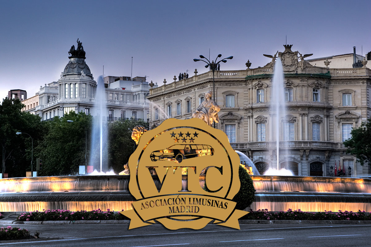 Limusinas VTC Madrid