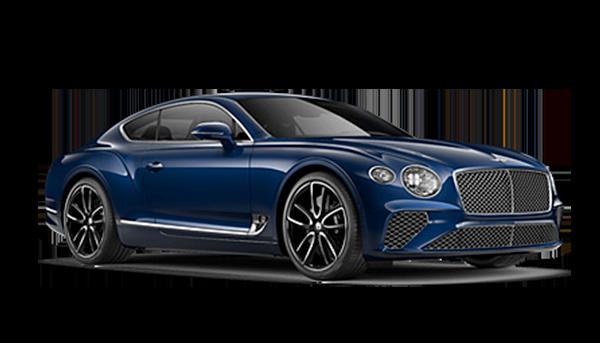 Bentley coche de lujo