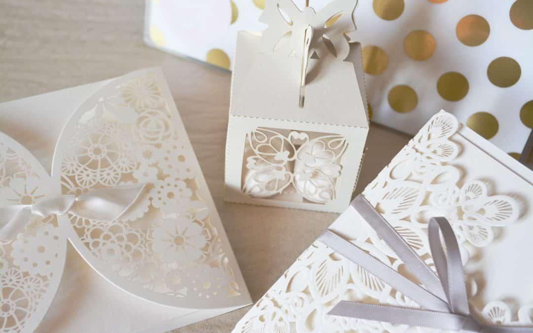 Ideas originales para invitaciones de boda